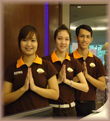 Royal View Hotel Staff